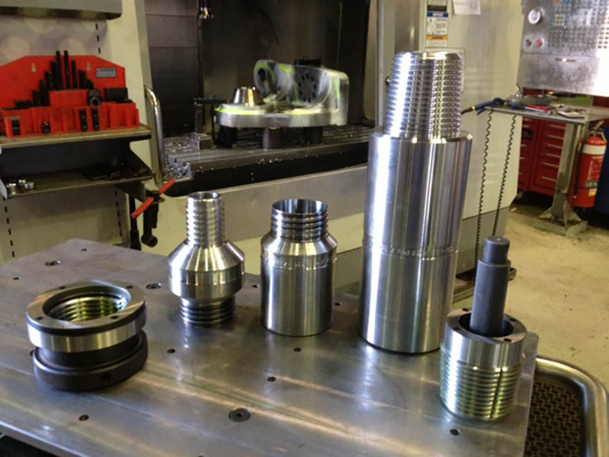 Precision Machining | Obadare Group - Obadare Group